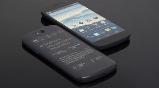 YotaPhone 2 mit zweitem E-Ink-Display im Akku-Test