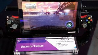 AMD Referenz-Tablet mit 28nm Mullins APU und Windows 8.1 64-Bit
