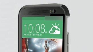 """HTC M8 als """"The All New One"""" in Grau, Silber und Gold erwartet"""