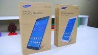 Samsung Galaxy TabPRO 8.4 im umfangreichen Review-Video