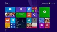 Windows 8.1 Update 1 steht verfrüht zum Download bereit