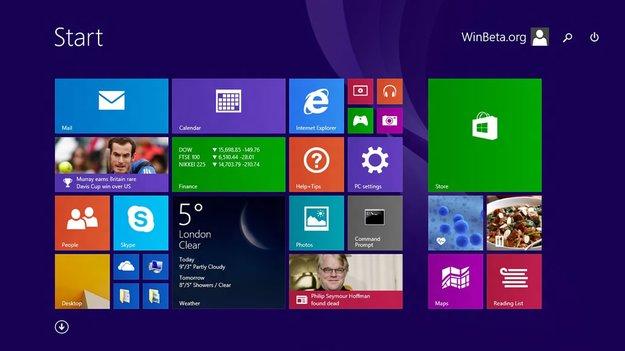Windows 8.1 Update 1 bringt bessere Speicherverwaltung für die Modern UI