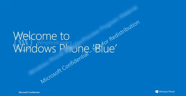 Windows Phone 8.1: Screenshots zeigen neues Benachrichtigungscenter