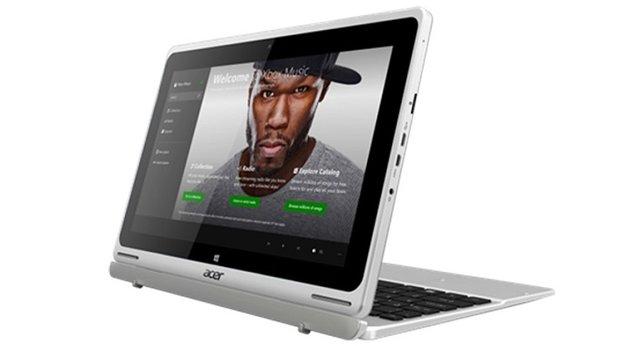Acer Aspire Switch 10: Neues Windows 8.1 Tablet mit Tastatur-Dock