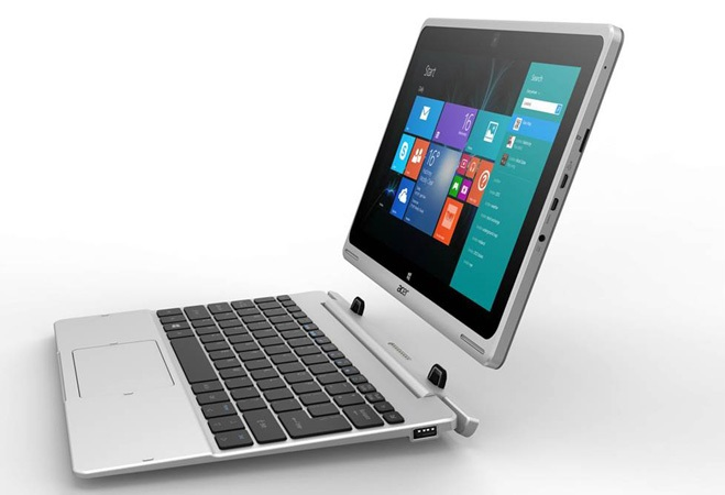 acer aspire switch 10 neues windows 8 1 tablet mit. Black Bedroom Furniture Sets. Home Design Ideas