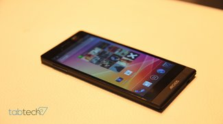 Archos 50c Oxygen und 64 Xenon Hands-On Videos