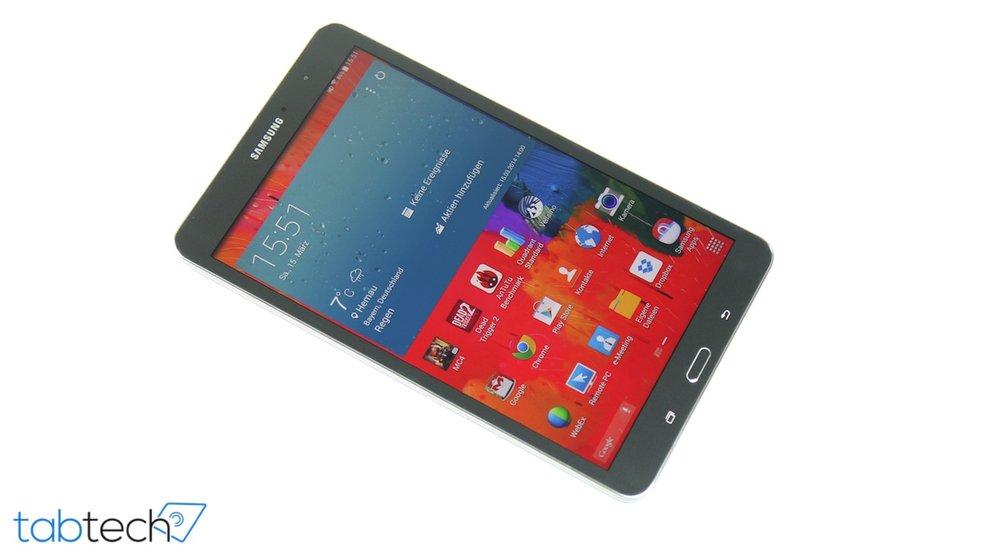 Review: Samsung Galaxy TabPRO 8.4 im Test