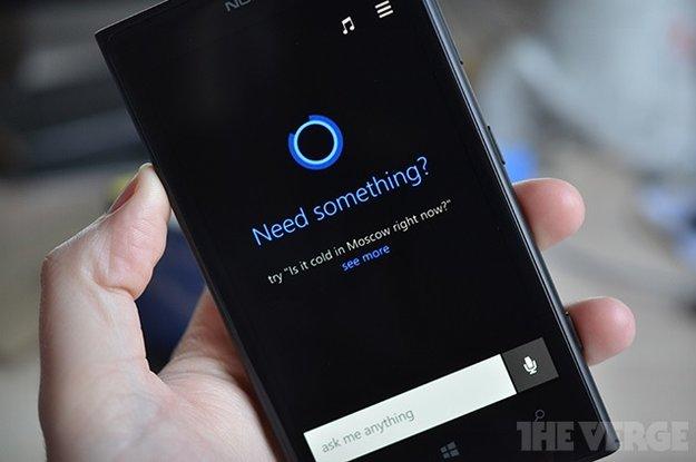 Windows Phone 8.1 Sprachassistent Cortana im ersten Video demonstriert