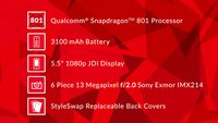 OnePlus vergleicht das Galaxy S5 mit dem One und enthüllt 64-GB-Version