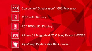 OnePlus One im Benchmark - Vergleich mit dem Sony Xperia Z2