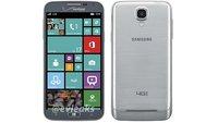 Samsung ATIV SE: Pressebild des neuen Windows Phone 8.1 Smartphones