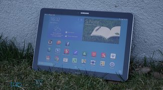 Samsung Galaxy NotePRO 12.2 Unboxing und Hands-On Video