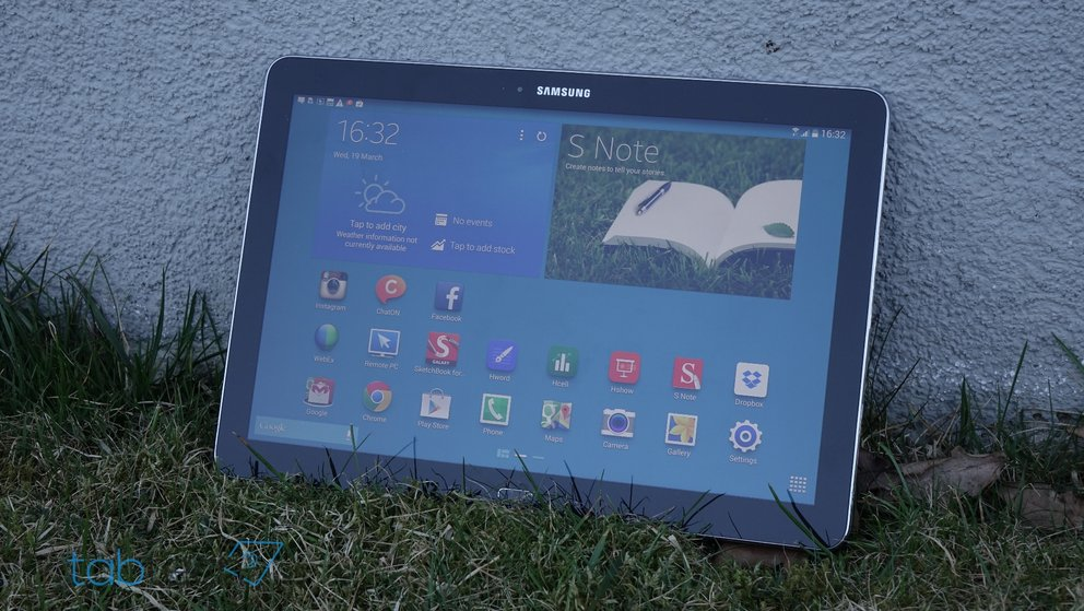Samsung soll an 13 Zoll großen Galaxy Tab Tablets arbeiten