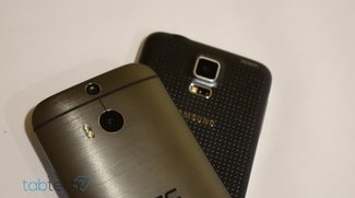 Low-Light-Fotos: HTC One (M8) vs. Samsung Galaxy S5 &amp&#x3B; Sony Xperia Z2