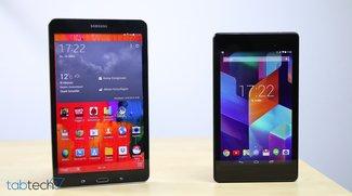 Vergleich: Samsung Galaxy TabPRO 8.4 vs. Nexus 7 (2013)