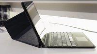 Schenker Element: 10,1 Zoll Bay Trail Windows 8.1 Tablet mit Tastatur-Cover