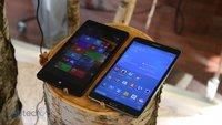 Vergleich: Samsung Galaxy TabPRO 8.4 vs. Lenovo ThinkPad 8