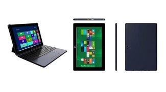 AlpenTab Gipfelstürmer: Windows 8.1 Tablet mit der Möglichkeit Android nachträglich zu installieren