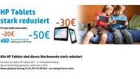Deals: HP Omni 10 & HP Slate 8 Pro mit 50€ Rabatt