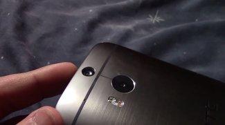 HTC M8 mit Android 4.4 KitKat und Sense 6 im Hands-On Video