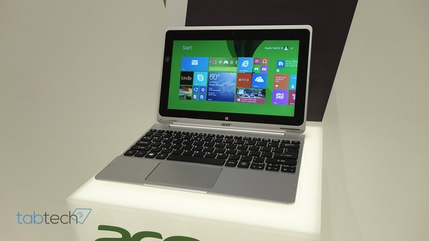 Acer Aspire Switch 10 ab dem 12. Mai in Deutschland verfügbar