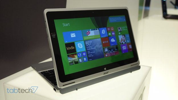 Acer Aspire Switch 10 im Hands-On Video
