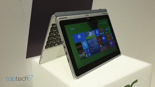 Acer Aspire Switch 10 HDD mit 500 GB ab Juni für 399€