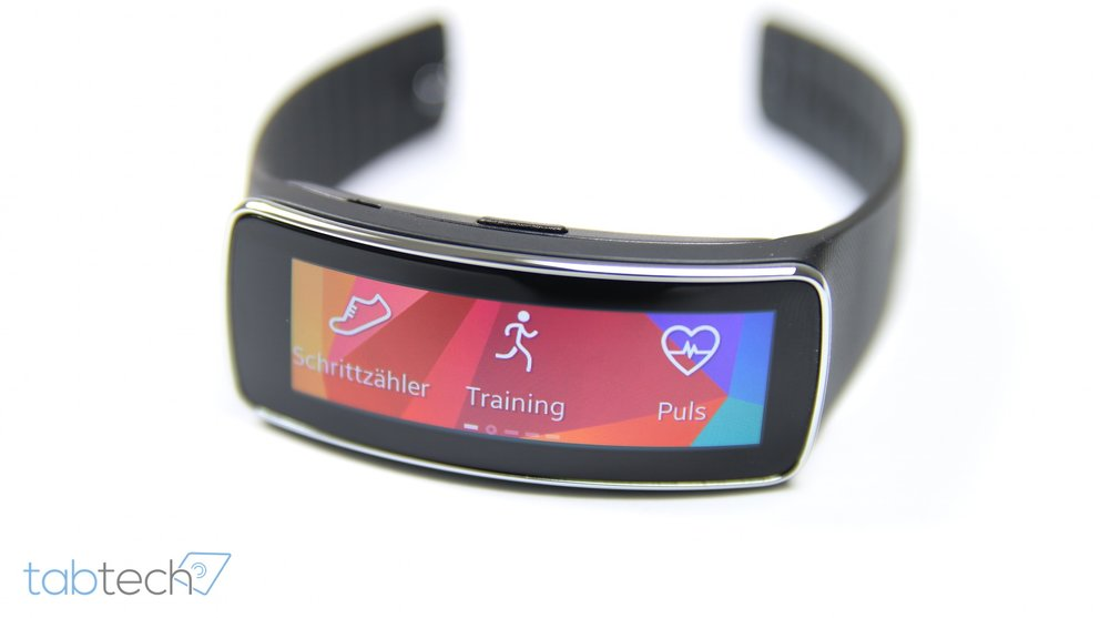 Gear Fit Menue 4