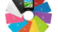 Acer Iconia One 7 mit HD-Display offiziell vorgestellt