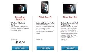 Lenovo ThinkPad 10 offiziell bestätigt, Konfigurationen &amp&#x3B; erste Preise
