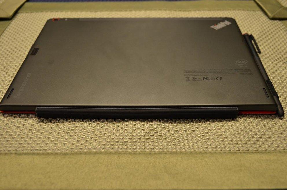 Lenovo ThinkPad 10: Erste echte Bilder und weitere Details