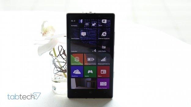 Nokia Lumia 930 mit Windows Phone 8.1 im Hands-On Video