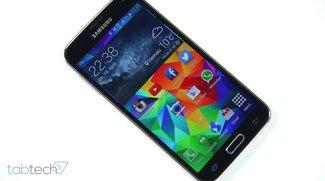 Samsung Galaxy S5: Update soll Performance &amp&#x3B; Fingerabdruckscanner verbessern