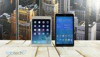 Vergleich: Samsung Galaxy TabPro 8.4 vs. iPad mini mit Retina Display