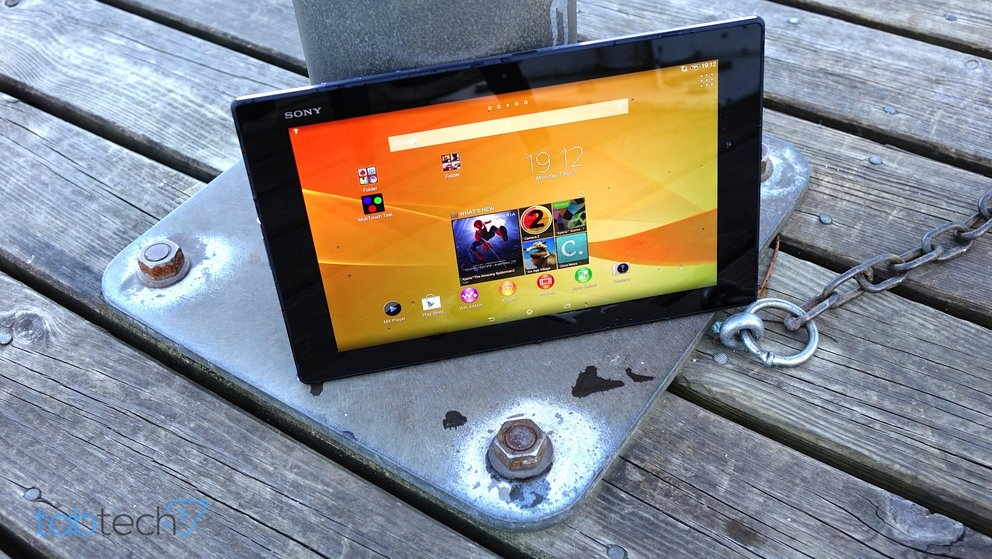Sony Xperia Z2 Tablet Test 03