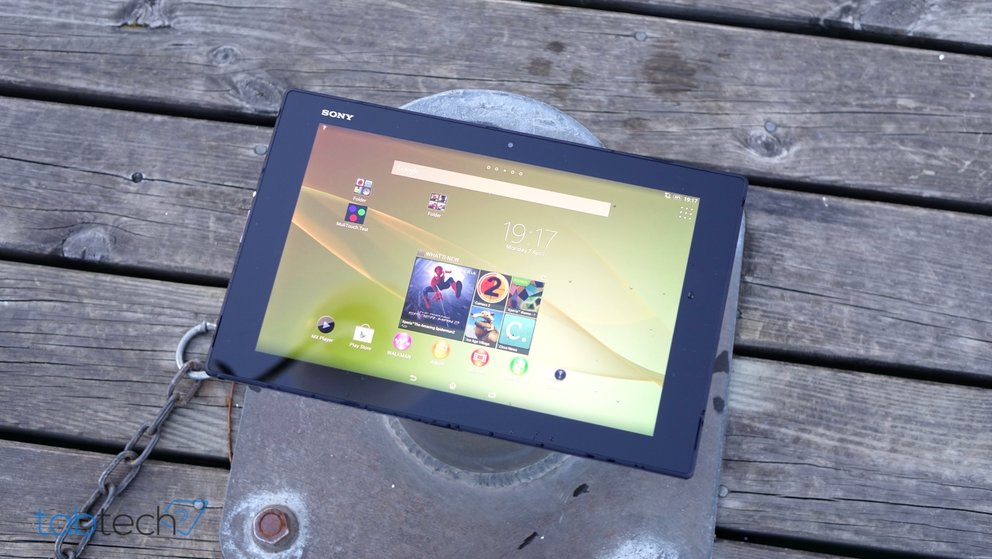 Review: Sony Xperia Z2 Tablet im Test