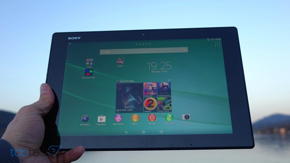 Sony Xperia Z2 Tablet Test 15
