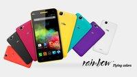 Wiko Rainbow: 5 Zoll Quad-Core-Smartphone für 159€ vorgestellt