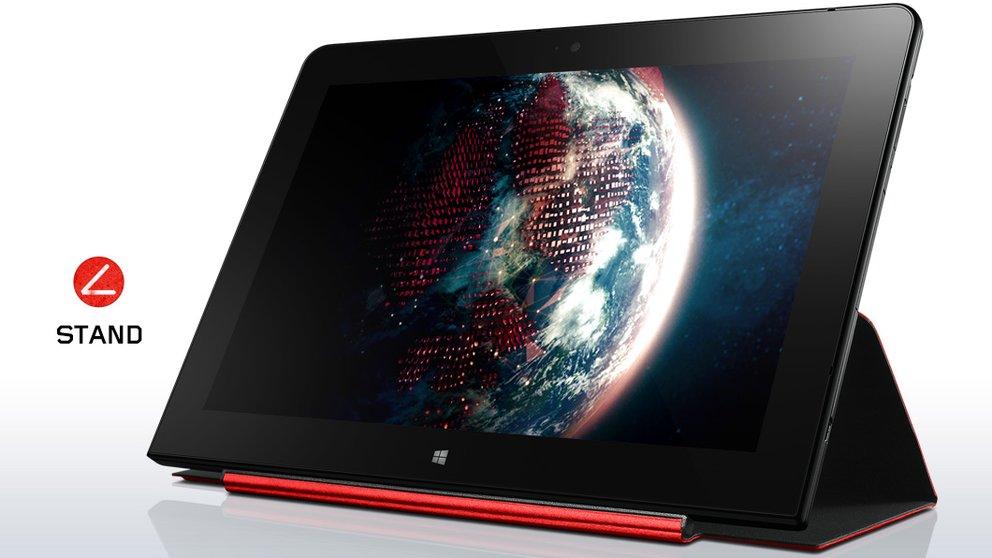 Lenovo ThinkPad 10 Produktseite enthüllt alle Details