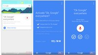"""Android: Ausweitung des """"Ok, Google""""-Befehls und neue On-Screen-Tasten?"""