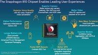 Qualcomm: 60 Snapdragon 810 Geräte u.a. von Microsoft, Motorola & Oppo - aber kein Samsung