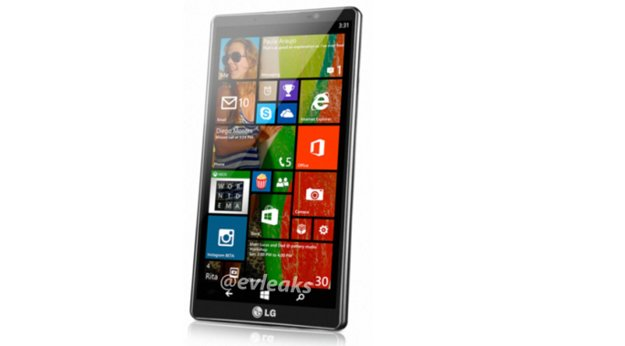 LG D635: 5 Zoll Windows Phone 8.1 Smartphone aufgetaucht