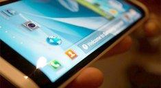 Galaxy Note 4 könnte mit flexiblem Display kommen