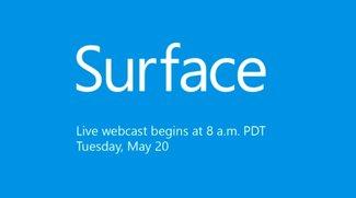 Microsoft Surface Event im Video-Livestream ab 17 Uhr