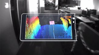 Project Tango: Google arbeitet an Tablet mit 3D-Mapping