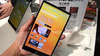 Sharp: Displays mit 600 PPI für Tablets und Smartphones