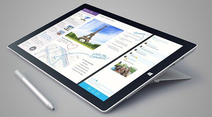Surface Pro 3: N-trig Digitizer &amp&#x3B; Stylus im Video demonstriert