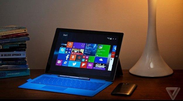 IDC: 2-in-1 Tablets wie das Surface Pro 3 zukünftig gefragter