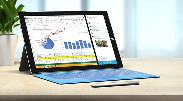 Surface Pro 3: Marktstart und Last-Minute-Update
