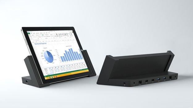 Surface Pro 3 Docking Station für 199 Dollar ab Mitte August erhältlich